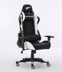 Playmax Elite Gaming Chair - All Blacks Edition for  image