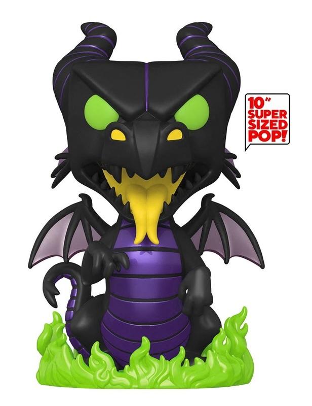 "Disney: Maleficent Dragon (Glow) - 10"" Pop! Vinyl Figure"