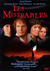 Les Miserables on DVD