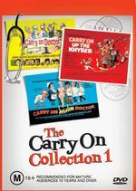 Carry On - Collection 1 (3 Disc Box Set) on DVD