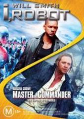 I, Robot/Master And Commander (Double Feature) (2 Disc Set) on DVD