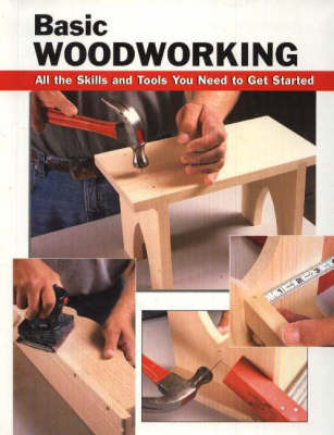 Basic Woodworking by Eric Ebelin