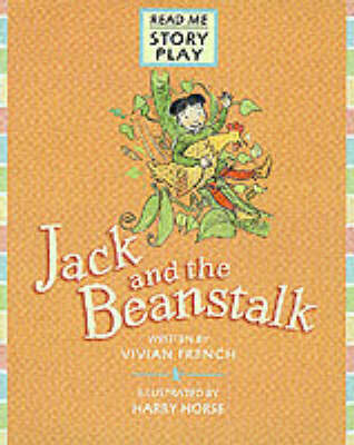Jack and the Beanstalk by Vivian French image