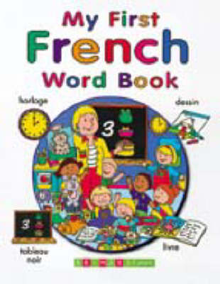 My First French Word Book image
