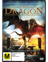 I am Dragon on DVD