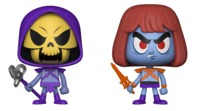 Skeletor + Faker - Vynl. Figure 2-Pack