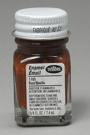 Testors: Enamel Paint - Rust image
