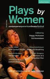 Plays by Women from the Contemporary American Theatre Festival by Susan Miller image