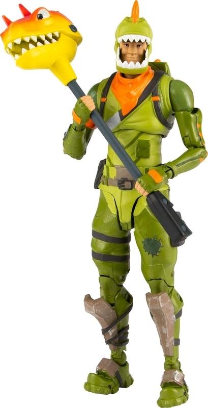 """Fortnite: Rex - 7"""" Articulated Figure"""