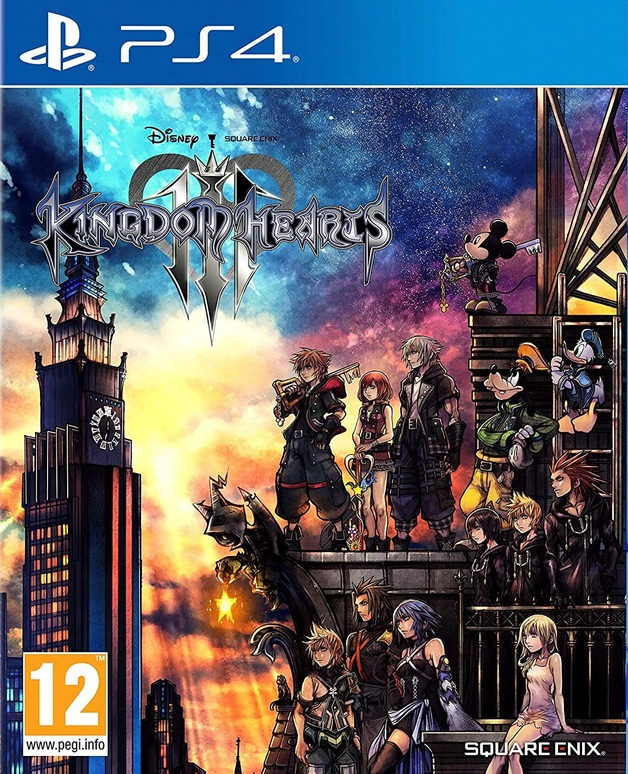Kingdom Hearts III for PS4