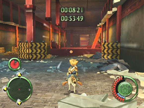Legend of Kay for PlayStation 2 image