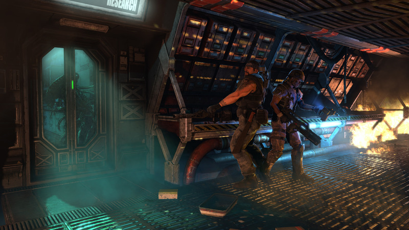 Aliens: Colonial Marines for PC Games image
