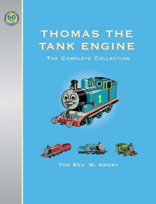 Thomas the Tank Engine: The Complete Collection (26 Books in 1) by Wilbert Vere Awdry