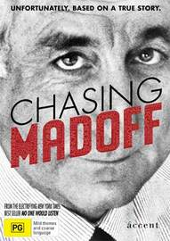 Chasing Madoff on DVD