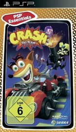 Crash Tag Team Racing (Essentials) for PSP image
