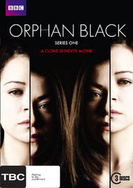 Orphan Black - Season 1 on DVD