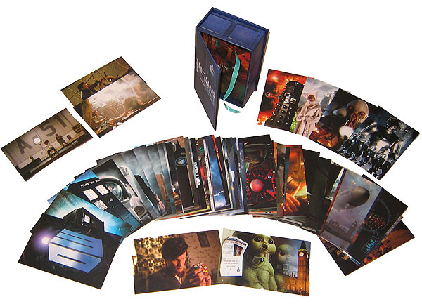 Image result for Doctor who postcards