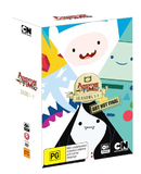 Adventure Time - Season 1-4 Box Set DVD
