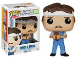 Napoleon Dynamite - Uncle Rico Pop! Vinyl Figure