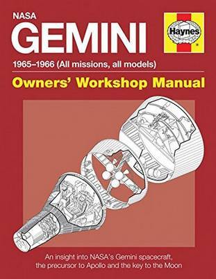 Haynes NASA Gemini Owners' Workshop Manual by David Woods image