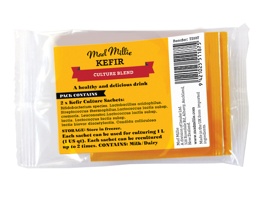Mad Millie: Kefir Culture Sachets x 2 image