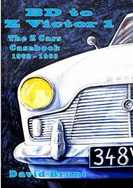 Bd to Z Victor 1 - the Z Cars Casebook Season 2 by David Brunt