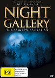Night Gallery - The Complete Collection on DVD