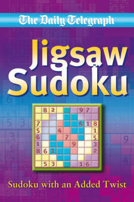 The Daily Telegraph Jigsaw Sudoku by Telegraph Group Limited image