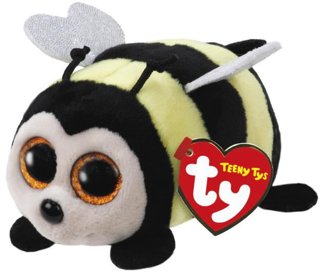 Ty: Teeny Zinger Bee - Small Plush