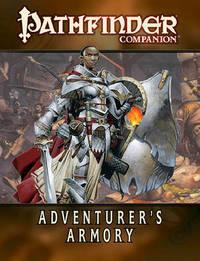 Pathfinder Companion: Adventurer's Armory by Paizo Staff image