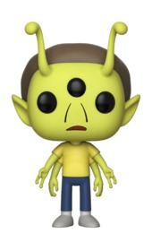 Rick & Morty - Alien Morty Pop! Vinyl Figure