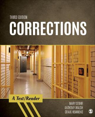 Corrections: A Text/Reader by Mary K Stohr image