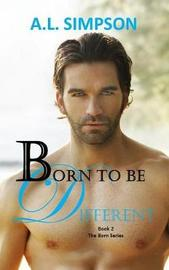 Born to Be Different by A L Simpson image