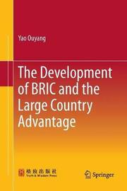 The Development of Bric and the Large Country Advantage by Yao Ouyang