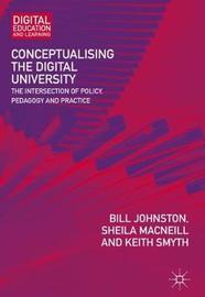 Conceptualising the Digital University by Bill Johnston image