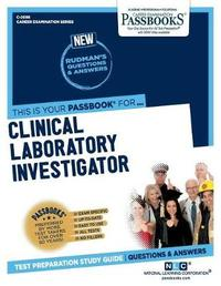 Clinical Laboratory Investigator by National Learning Corporation image