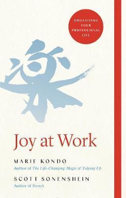 Joy at Work by Marie Kondo image