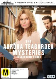 The Aurora Teagarden Mysteries: Collection 3 on DVD image