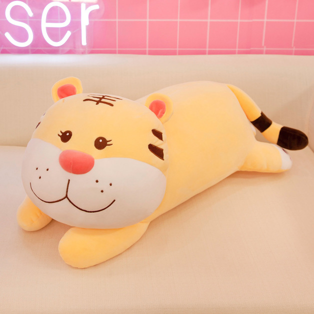 Smiley Tiger Plush (60cm)