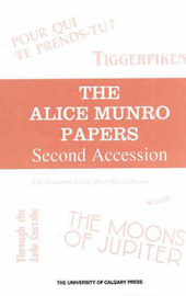 Alice Munro Papers