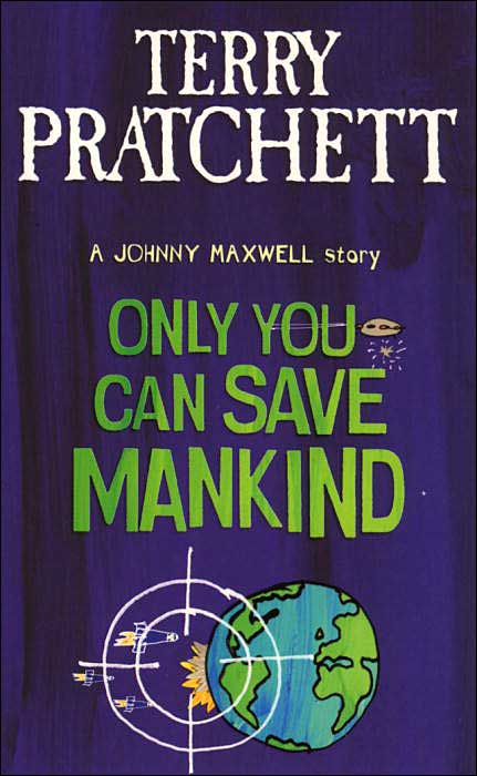 Only You Can Save Mankind by Terry Pratchett image