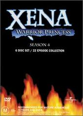 Xena - Warrior Princess: Season 4 Box Set (6 Disc) on DVD