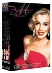 Marilyn Monroe Box Set Vol: 1 on DVD