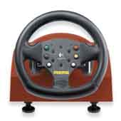 Logitech Momo Force  Feedback Steering Wheel with Pedals for PC Games