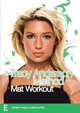 Tracy Anderson Method: Mat Workout on DVD