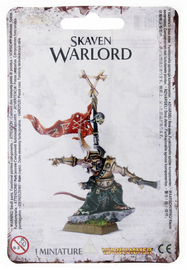 Warhammer Skaven Warlord