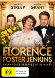 Florence Foster Jenkins DVD