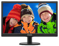 "19.5"" Philips V Line - 5ms Ultra Low Power Monitor"