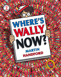 Where's Wally Now? by Martin Handford image