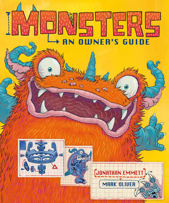 Monsters: An Owner's Guide by Jonathan Emmett image